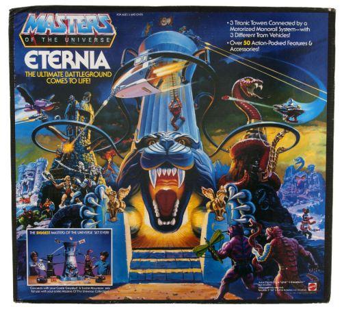 MOTU Eternia 1986