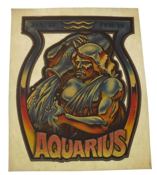 Roach Astrology Aquarius