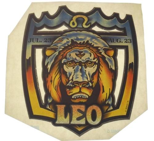Roach Astrology Leo