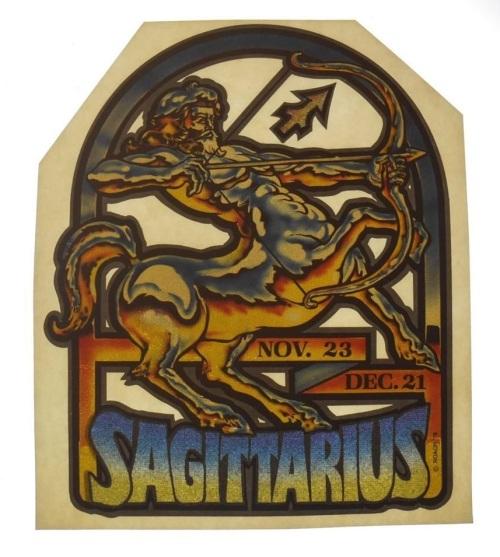 Roach Astrology Sag