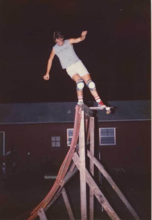 Skate Ramp 1982-2