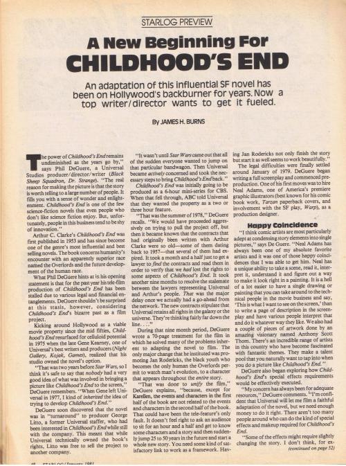Starlog #42 1981-1