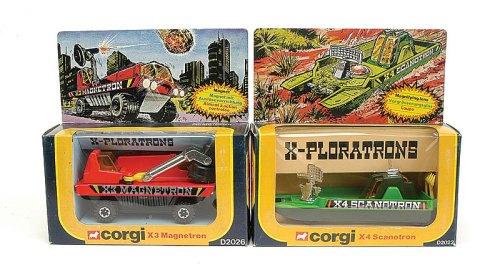 X-Ploratrons 1979-2