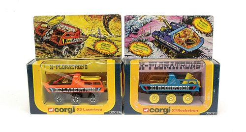 X-Ploratrons 1979-3