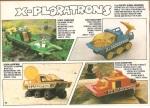 X-ploratrons Catalog 1979