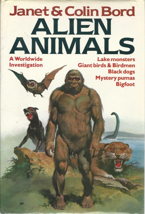 Alien Animals 1980