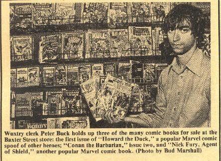Buck Wuxtry 1975
