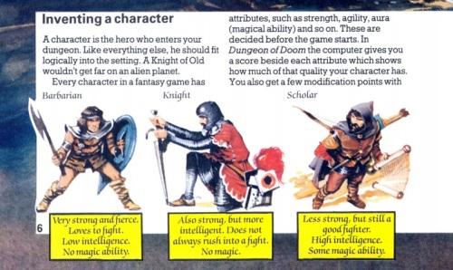 Fantasy Games Usborne 1984-2
