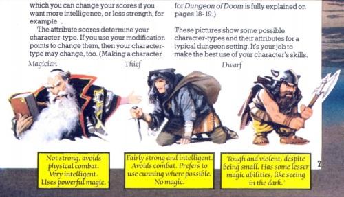 Fantasy Games Usborne 1984-4