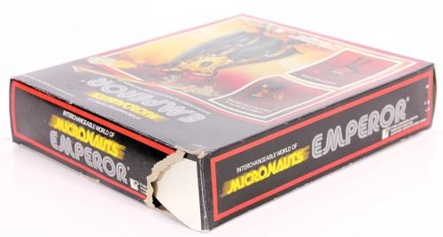 Micronauts Emperor 1981-2