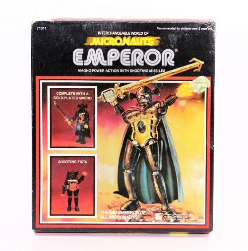 Micronauts Emperor 1981