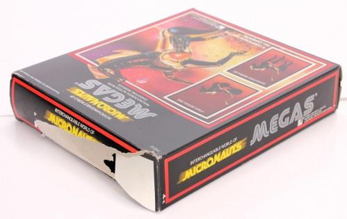 Micronauts Megas 1981-2