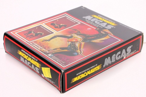 Micronauts Megas 1981-3