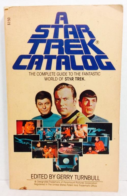 Star Trek Catalog 1979