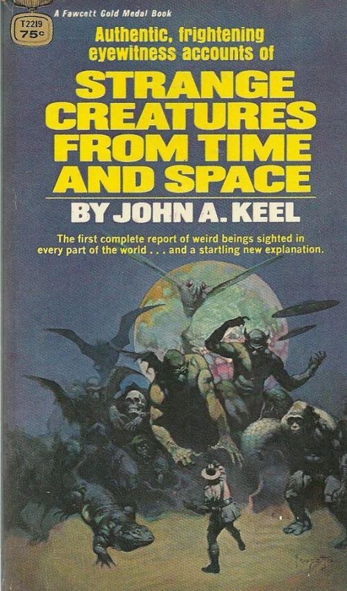 Strange Creatures Keel 1970