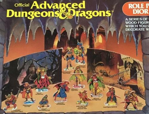 AD&D Dioramas 1983-2
