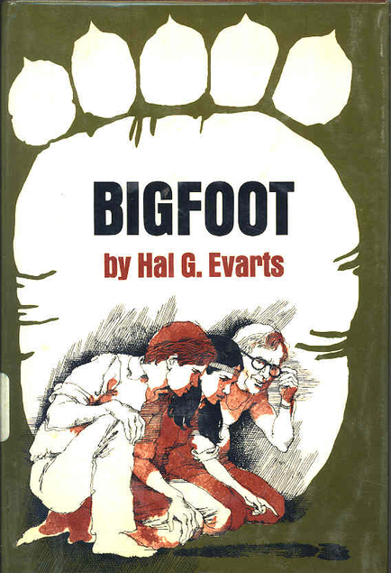 Bigfoot Evarts 1973