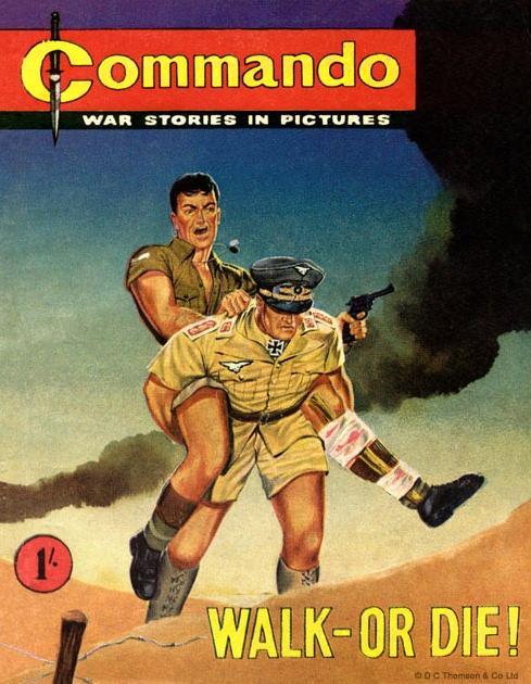 Commando #1 1961