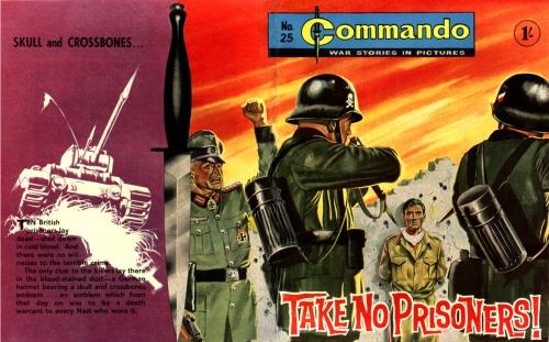 Commando #25 1962