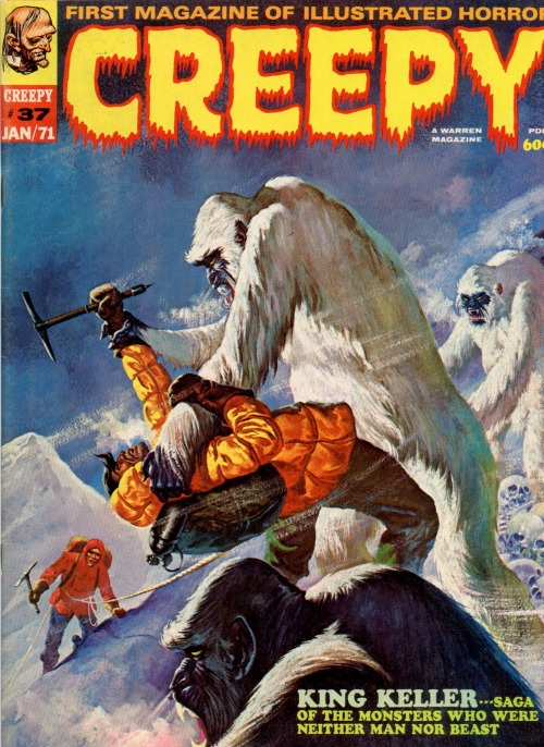 Creepy #37 1971