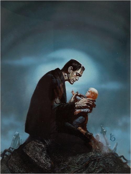 Frankenstein Picture Classics 1981