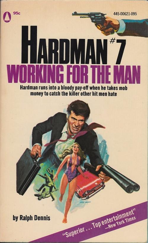 Hardman #7 Popular Library 1974