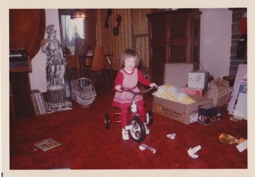 Living Room 1977