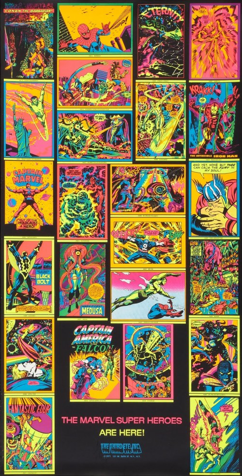 Marvel Third Eye 1971