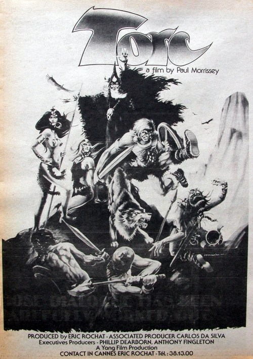 Torc Poster