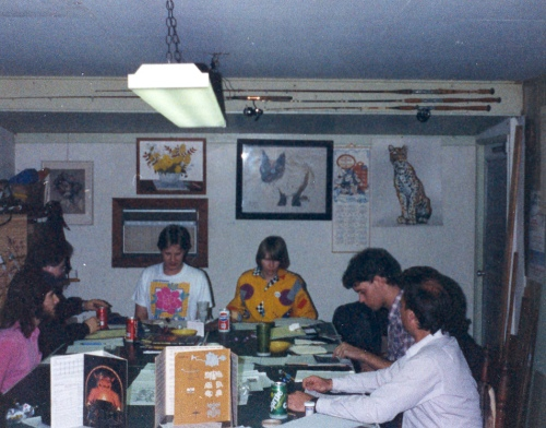 Dragonlance 1987