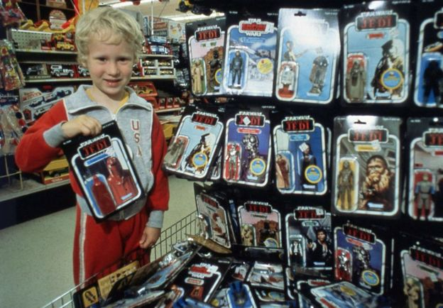 Star Wars Toys 1980s : Star wars warps to neptune