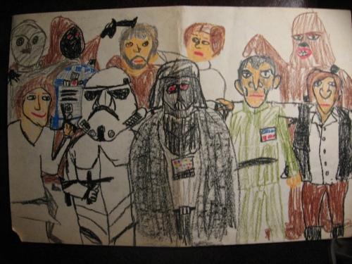 Star Wars Art-1