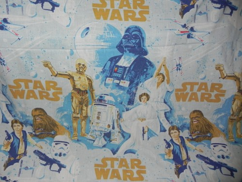Star Wars Sheets 1977-2