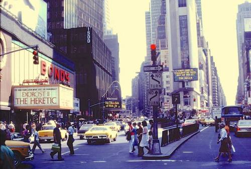 Times Square 1977