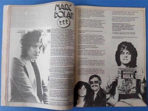 Bolan Interview