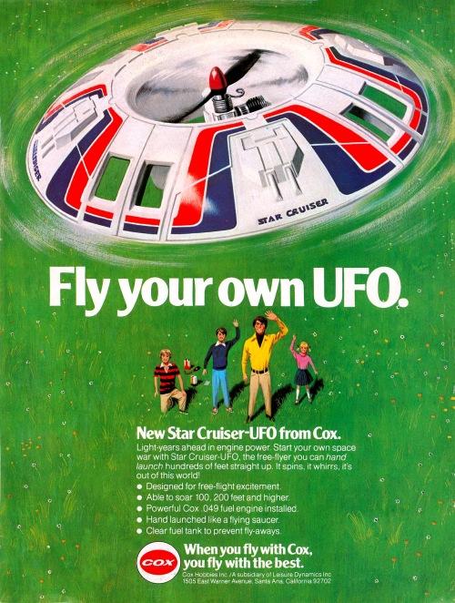 Cox UFO 1979