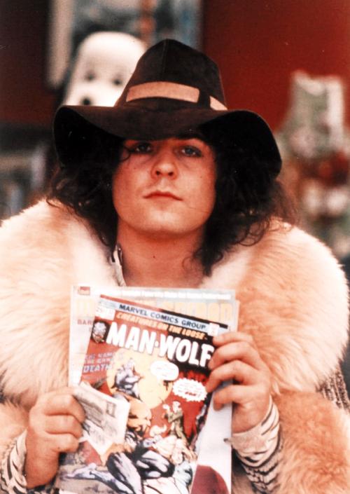 Marc Bolan 1975