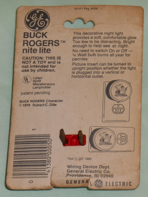 Buck Light 1980-2