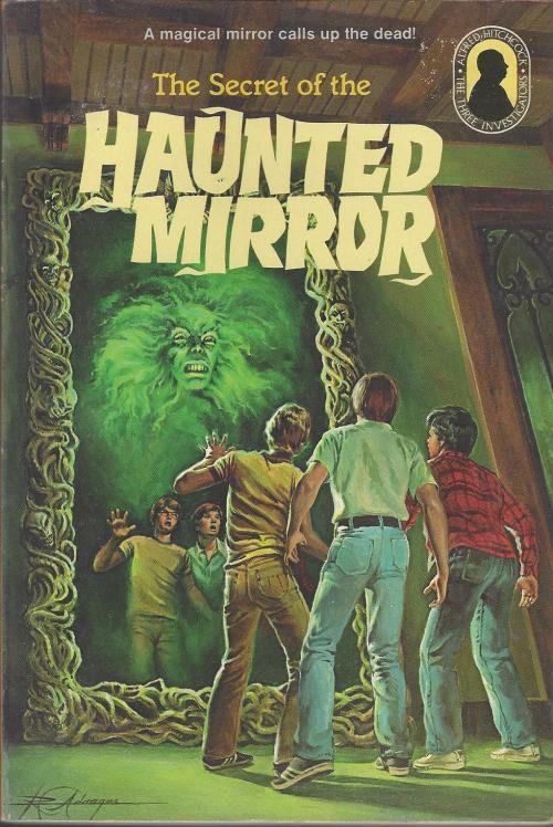 Three Haunted